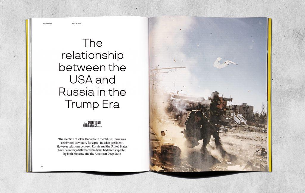 L'articolo di Dmitri Trenin, direttore del Carniege Moscow Center