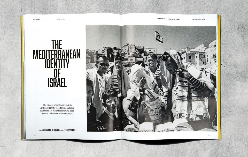 L'articolo dello scrittore israeliano Abraham Yehoshua