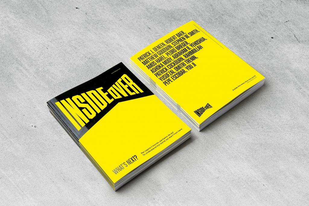 Il magazine di InsideOver, maggio 2019