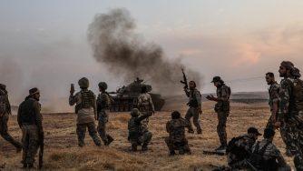 Carro armato Siria