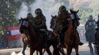 Cile, proteste