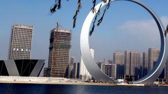 Cina costruzione