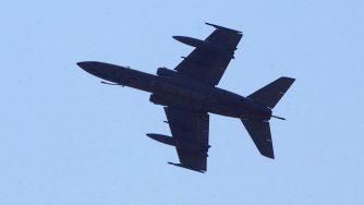 F-16 Aviano (La Presse)