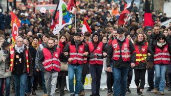 Francia, scioperi