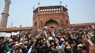 India, proteste