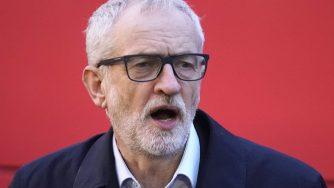 Jeremy Corbyn (LaPresse)