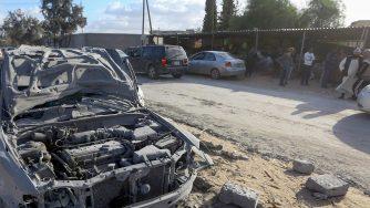 Libia, attacco