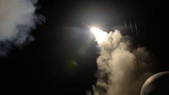 Missile Siria (La Presse)