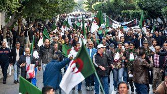 Algeria, dimostrazione