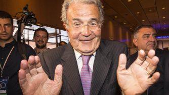 Romano Prodi (LaPresse)