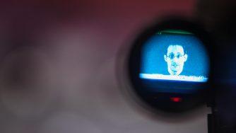Snowden diretta (La Presse)
