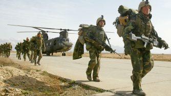 Soldati Usa in Afghanistan (LaPresse)