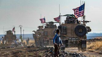 Siria, truppe Usa