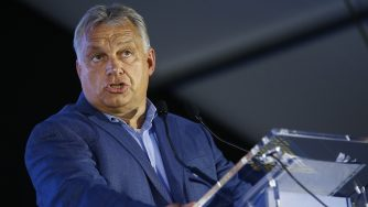 Viktor Orban (LaPresse)