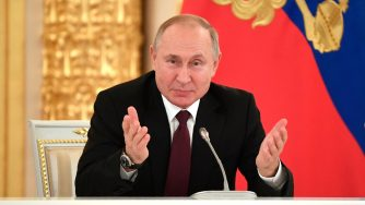 Putin al Cremlino