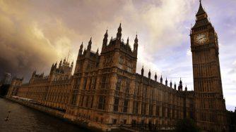 Londra, parlamento britannico