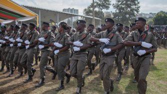 Mozambico esercito