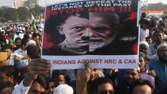Modi proteste