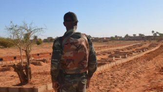 Soldato Niger