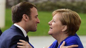 Macron e Merkel (La Presse)