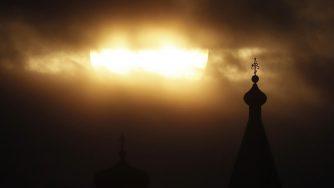 Chiesa in Russia (La Presse)