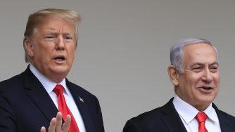 Trump Israele