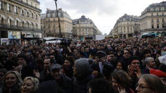 Parigi manifestazione