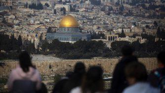 Piano pace Israele Palestina