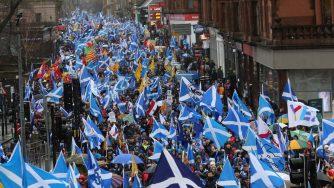 indipendentisti scozzesi