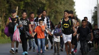 Migranti Guatemala