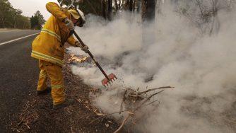 Incendi in Australia (LaPresse)