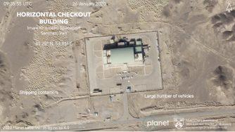 L'Iran prepara il lancio dei satelliti