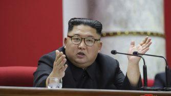 Il leader della Corea del Nord Kim Jong-un (LaPresse)