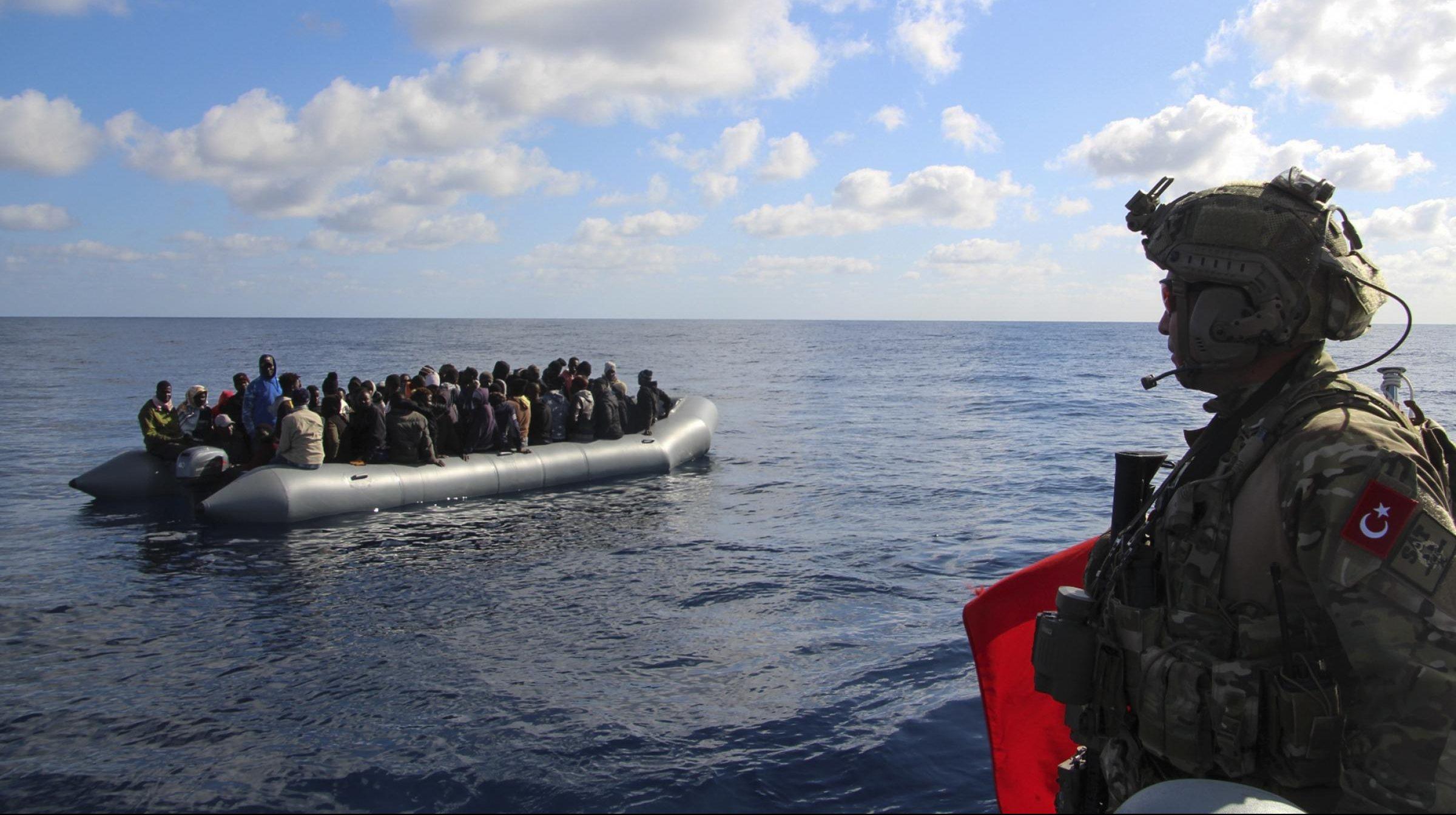 La Turchia mette le mani sulla Guardia costiera libica