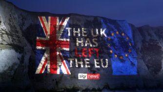 Brexit left Uk