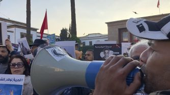 Marocco proteste (La Presse)