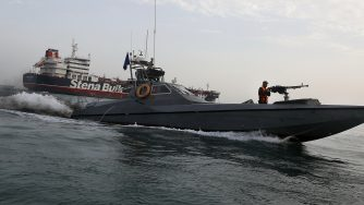 Iran nave sequestrate
