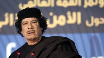 Muammar Gheddafi (LaPresse)