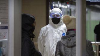 Pechino, coronavirus (La Presse)