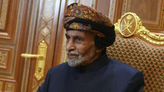Sultano Oman Qabus