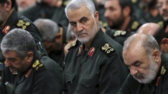 Qassem Soleimani (LaPresse)