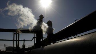 Raffineria Noc in Libia (LaPresse)