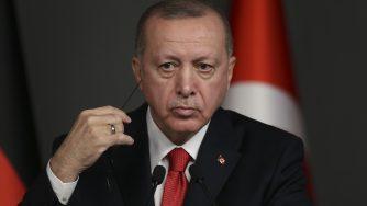 Erdogan turchia