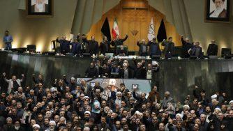 Parlamento iraniano (La Presse)