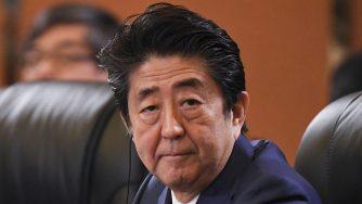 Abe Shinzo Iran (La Presse)