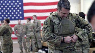 Soldati americani (LaPresse)