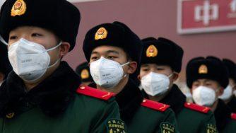 Soldati cinesi (Getty)