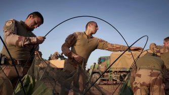 Soldati francesi in Sahel (La Presse)
