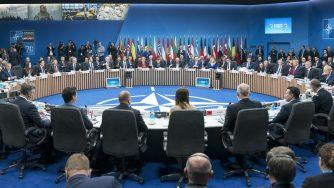 Summit Nato (La Presse)