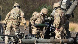 Truppe Nato (LaPresse)